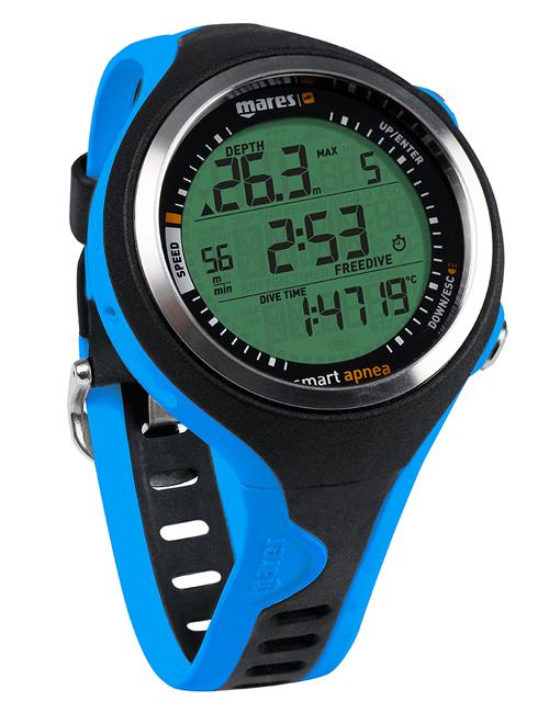 Reloj Smart Apnea Azul