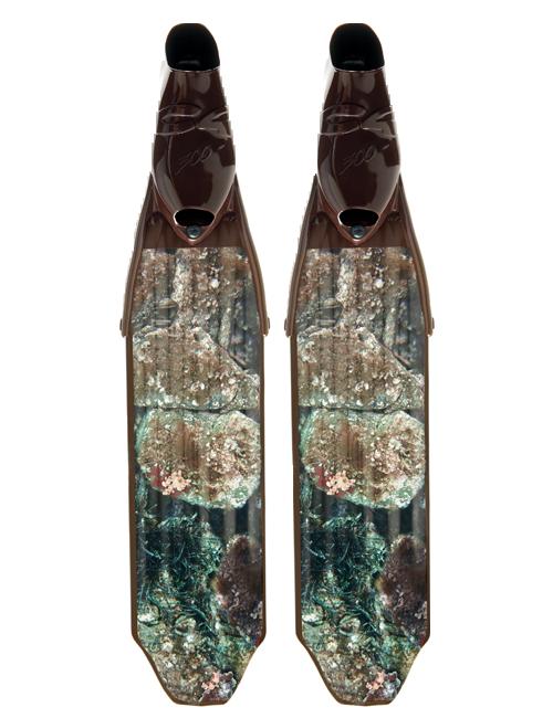 Aletas C4 Surfer camu
