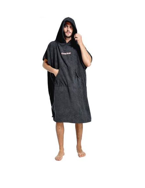 Poncho cressi toalla