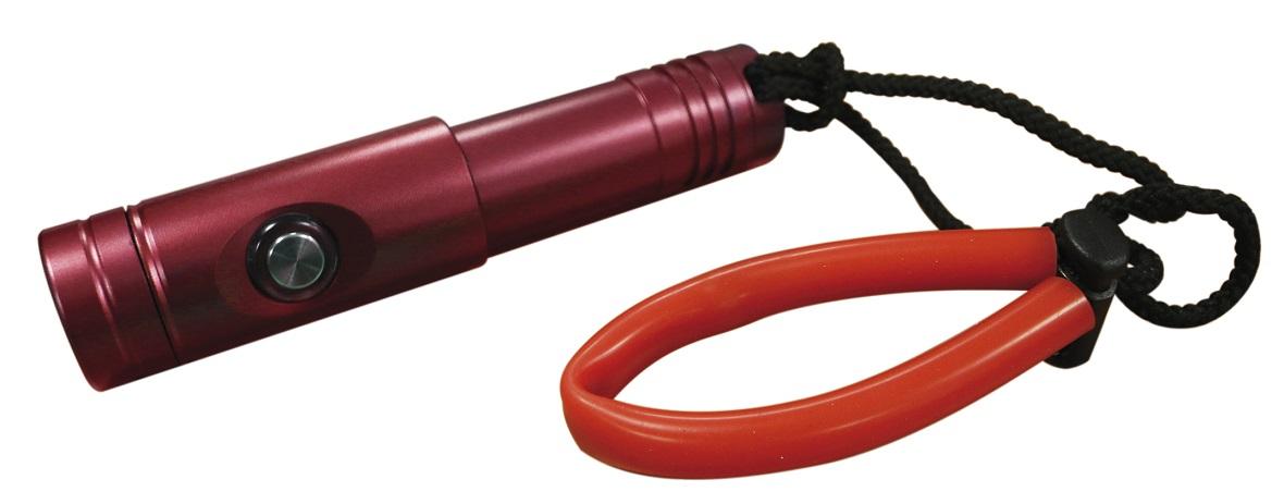 Linterna Epsealon Red Bullet