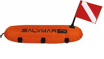 Boya Salvimar torpedo con funda.