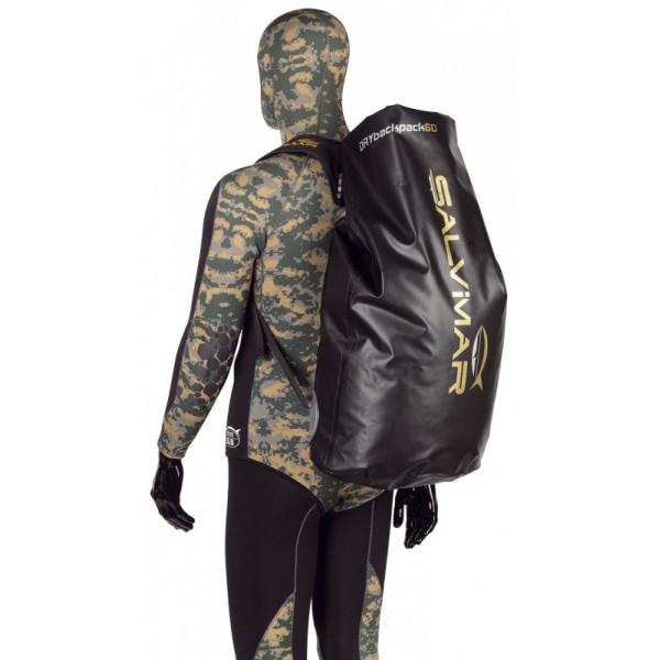 Bolsa Dry Back Pack Salvimar 60 litros