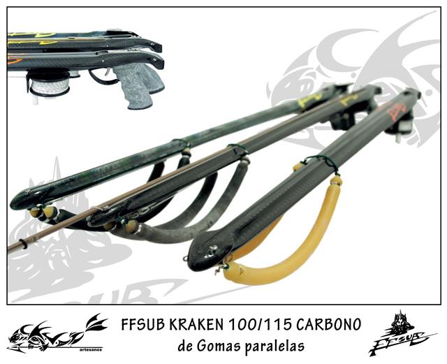 Fusil  CKV-FFSUB Gomas paralelas
