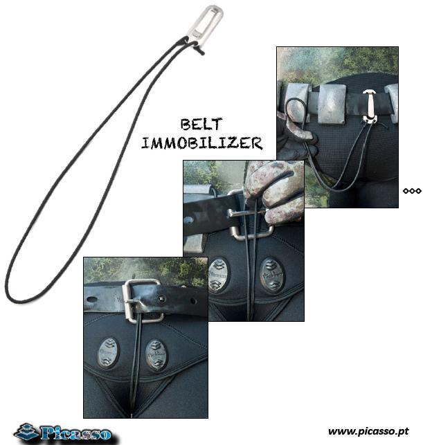 Inmovilizador cinturón
