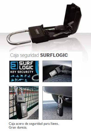 Caja Seguridad SPETTON Surflogic