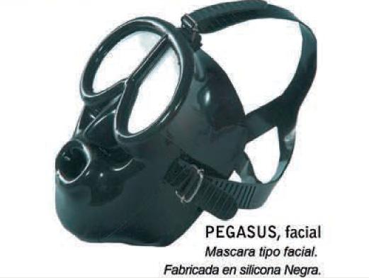 MASCARA FACIAL PEGASUS