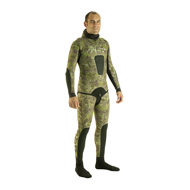 Traje Spetton Green Camo