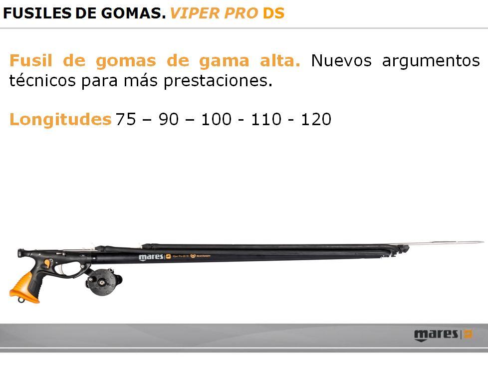 Fusil Mares Viper Pro DS